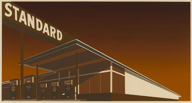 , 'Mocha Standard,' 1969, Susan Sheehan Gallery