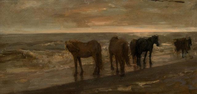 , 'Sunset Study,' 2018, Maxwell Alexander Gallery