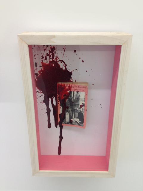, 'The Death of the Author? - Richard Brautigan,' 2015, Robert Kananaj Gallery