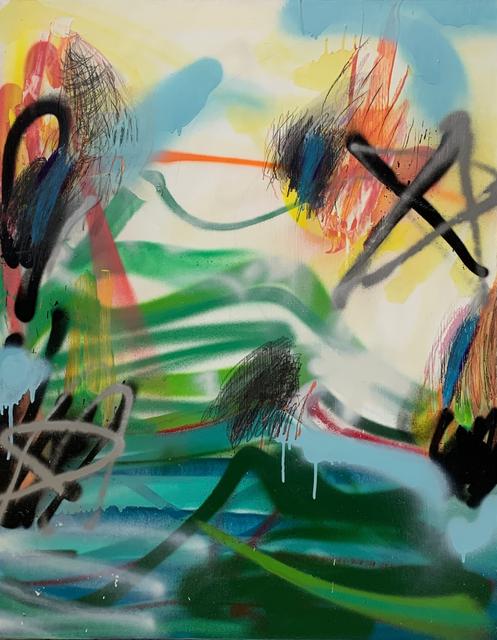 Earl McBride, 'Devil Surf', 2018, Richard Levy Gallery