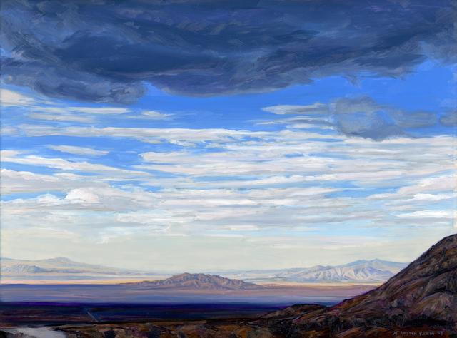 , 'Sheephole Pass, Cadiz Valley,' 2018, Sue Greenwood Fine Art