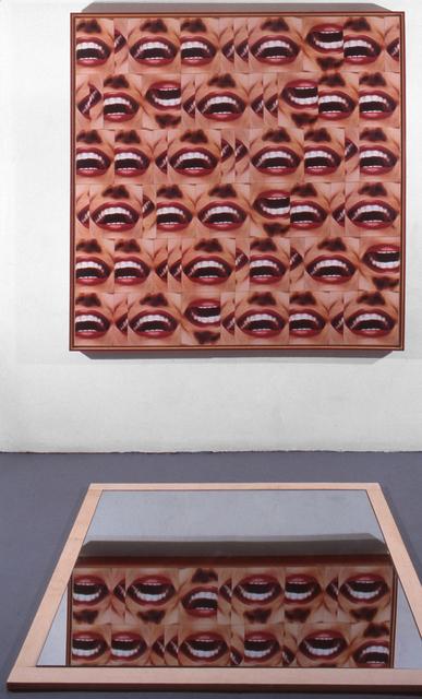 Marta Chilindron & Eduardo Costa, 'I Love To Look At Myself (...)', 1993, Cecilia de Torres Ltd.