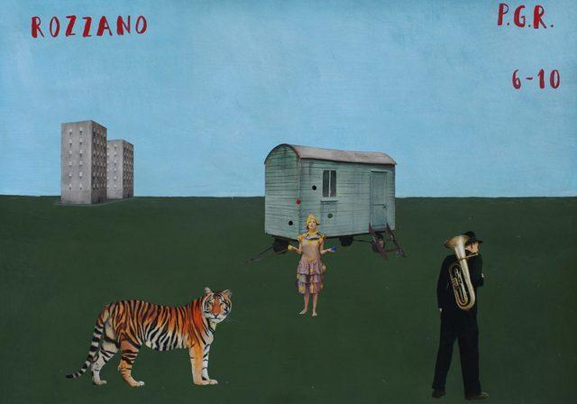 , 'Rozzano,' 2019, FLATLAND