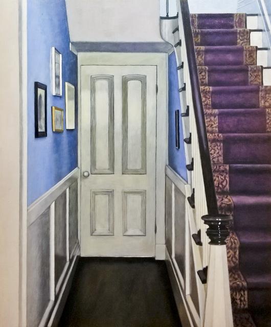 , 'Behind the door,' 2019, Rice Polak Gallery