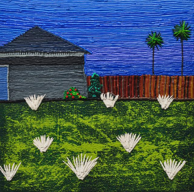 , 'Sprinklers,' 2017, Craig Krull Gallery