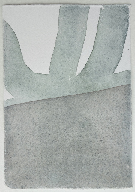 , 'Teresa Pera / Botanics 8 ; works on paper from the series Caligrafies,' 2017, PontArte