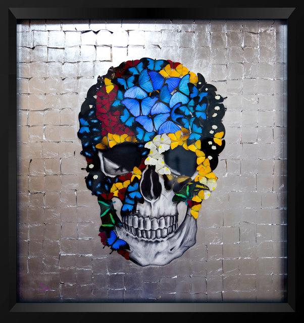 , 'PALLADIUM SKULL ,' 2018, Eden Fine Art
