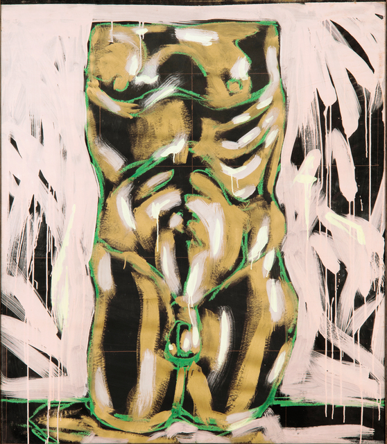 , 'Torso,' 1982, Cosmocosa