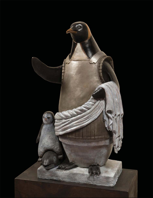 , 'Emperor Penguin,' 2013, Cavalier Galleries