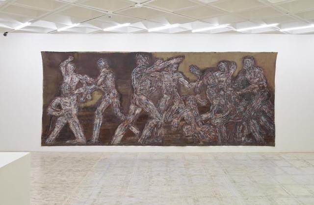 , 'Gigantomachy II,' 1966, Museo Tamayo