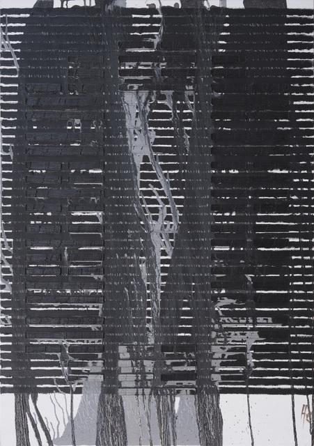, 'Balck 0,' 2017, 10 Chancery Lane Gallery