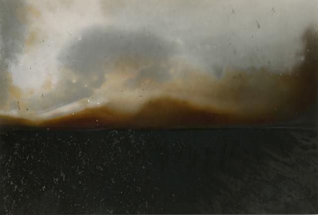 Christopher Colville, 'Dark Hours Horizon 72', 2016, Photography, Unique gunpowder generated gelatin silver print, Rick Wester Fine Art