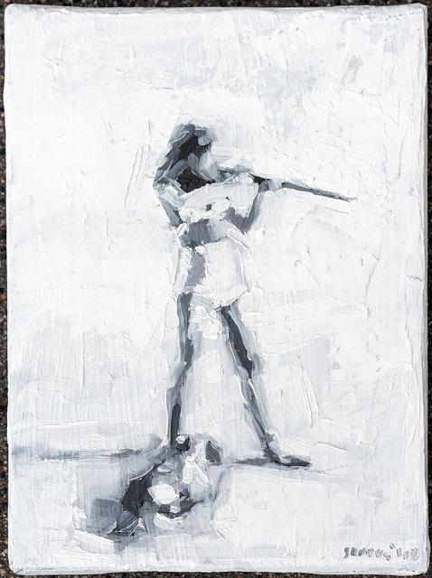, 'Target,' 2018, RED CORRIDOR Gallery
