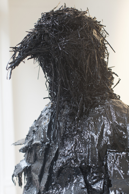 , 'Have Storm Need Port, (Crow Dance),' 2015, Flowers