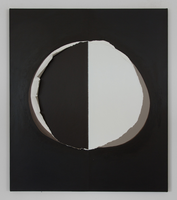 , 'Number 3,' 2015, PAULNACHE