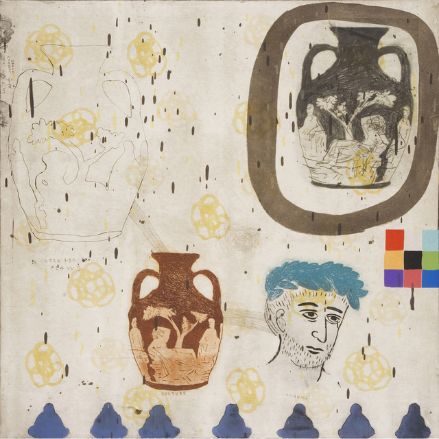 Squeak Carnwath, 'Flawless', 2005, Newzones