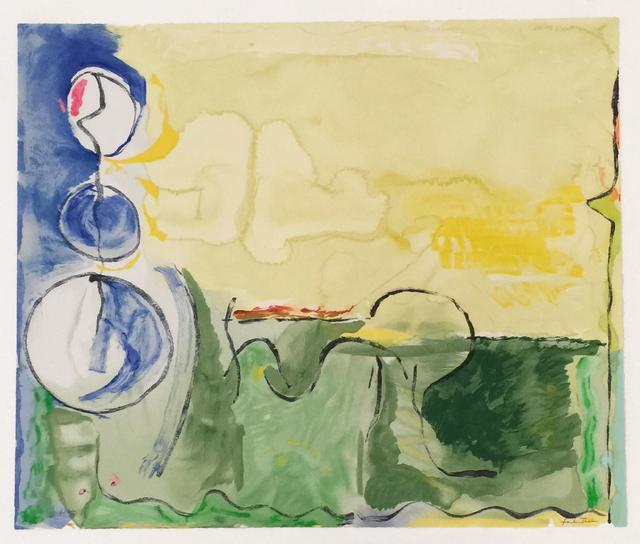 , 'Flotilla,' 1987, Robert Fontaine Gallery