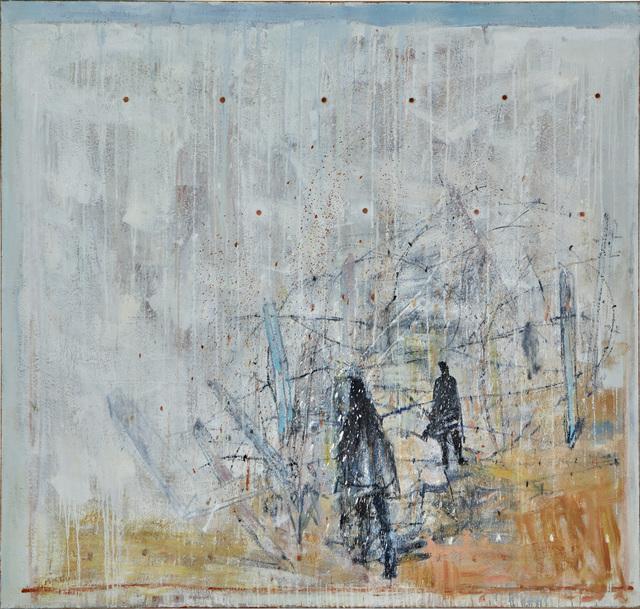 Cesare Lucchini, 'Dove vanno?', 2017, rosenfeld