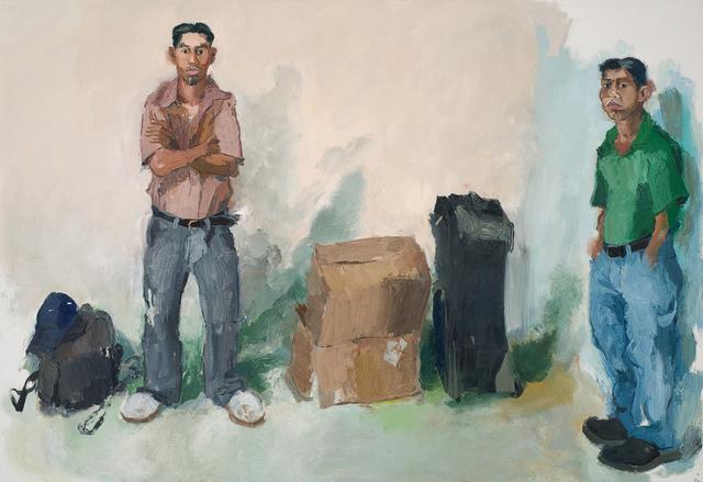 , 'Saul & Lorenzo,' 2008, Greg Kucera Gallery