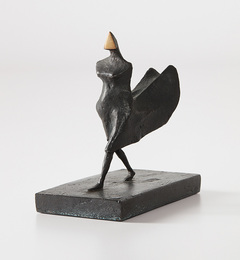 Maquette VIII Walking Woman