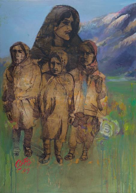 , 'Children ,' 2009, Galerie Brigitte Schenk