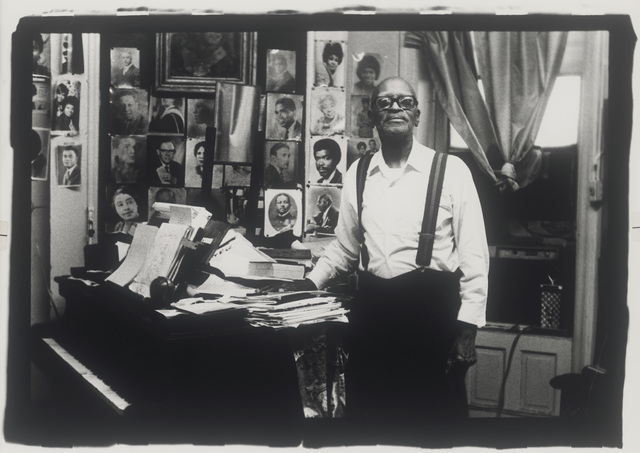 Ming Smith, 'Professor William T. Boatner, New York City, NY', 1979, Jenkins Johnson Gallery