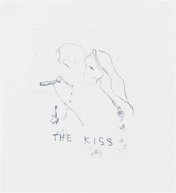 "Tracey Emin, 'TRACEY EMIN ""THE KISS"" SIGNED & NUMBERED BY ARTIST', 2011, Arts Limited"