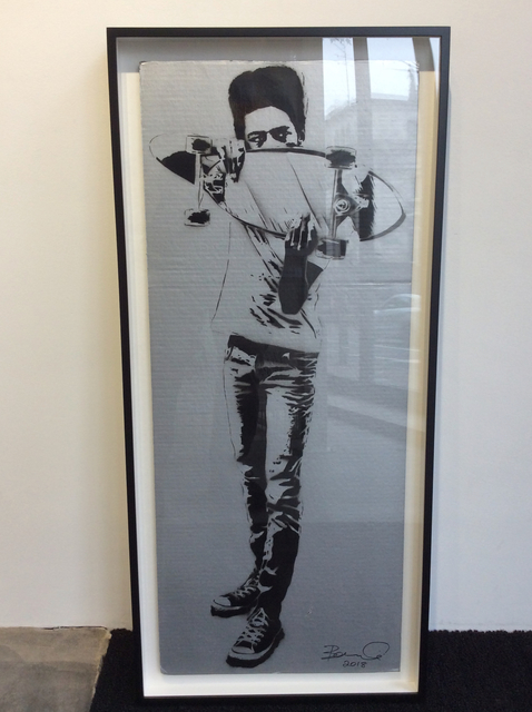 , 'Boards Not Swords (studio proof),' 2018, Joseph Fine Art LONDON