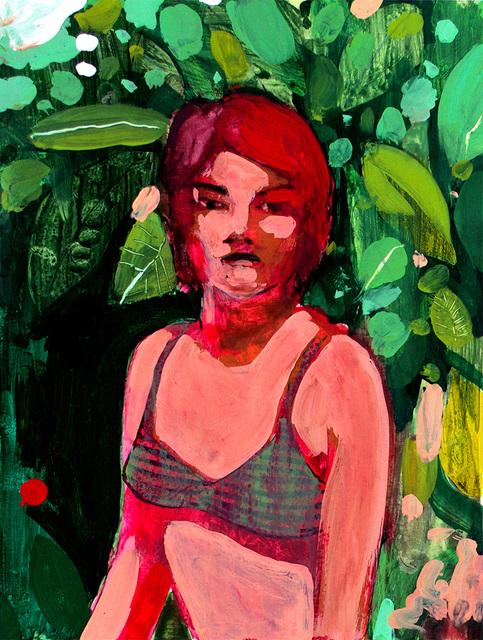 , 'Bikini Study,' 2017, Wally Workman Gallery
