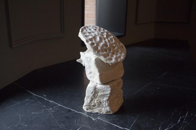 Santi Moix, 'White No. 16', 2018, Matthew Liu Fine Arts