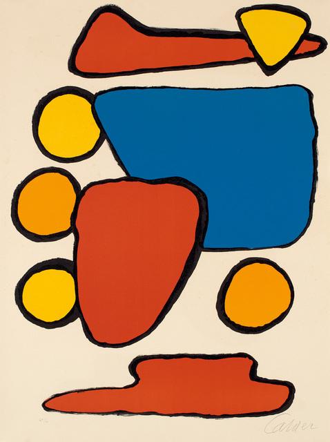 Alexander Calder, 'Stone Age', 1969, Phillips