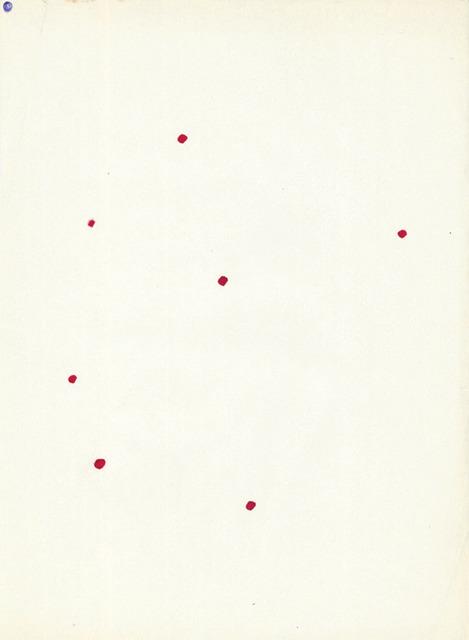 , 'Dots,' 1984, Galerija Gregor Podnar
