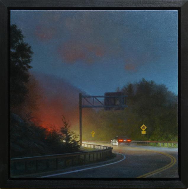 Stephen Fox, 'Downhill Red', 2014, ARCADIA CONTEMPORARY