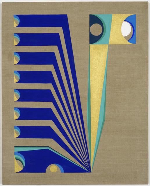 , 'Blue Steps,' 2014, Et al.