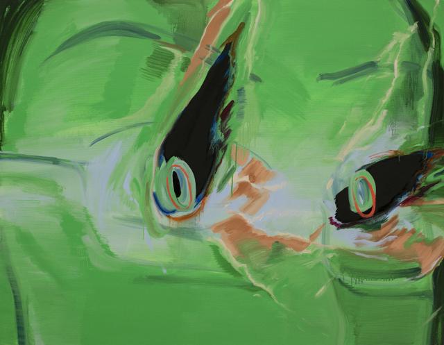 , 'Staring Eyes ,' 2018, Hakgojae Gallery