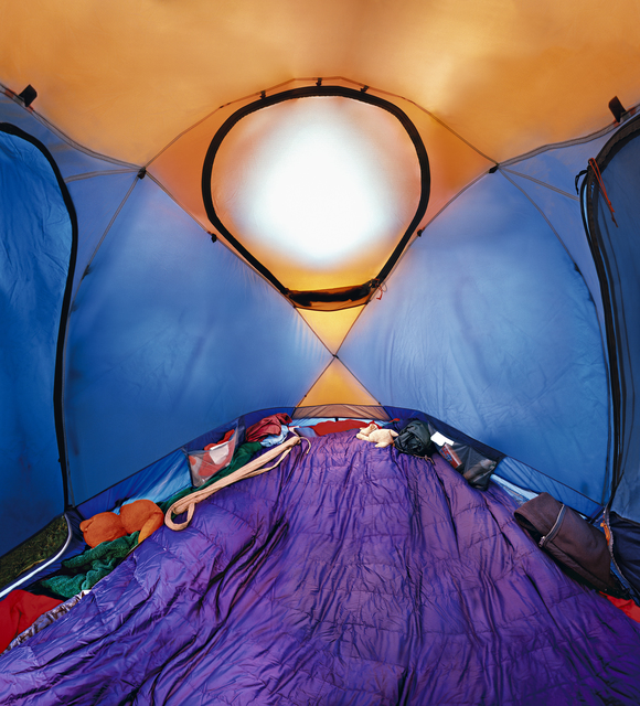 , 'Opened Tent,' 2002, Joseph Nease Gallery