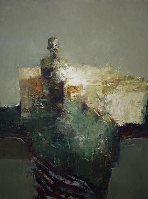 , 'Elusive Acquaintance,' 2015, Sue Greenwood Fine Art
