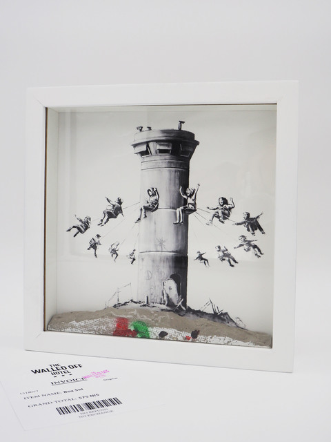 Banksy, 'Walled Off Hotel - Box Set', 2017, Lougher Contemporary Gallery Auction