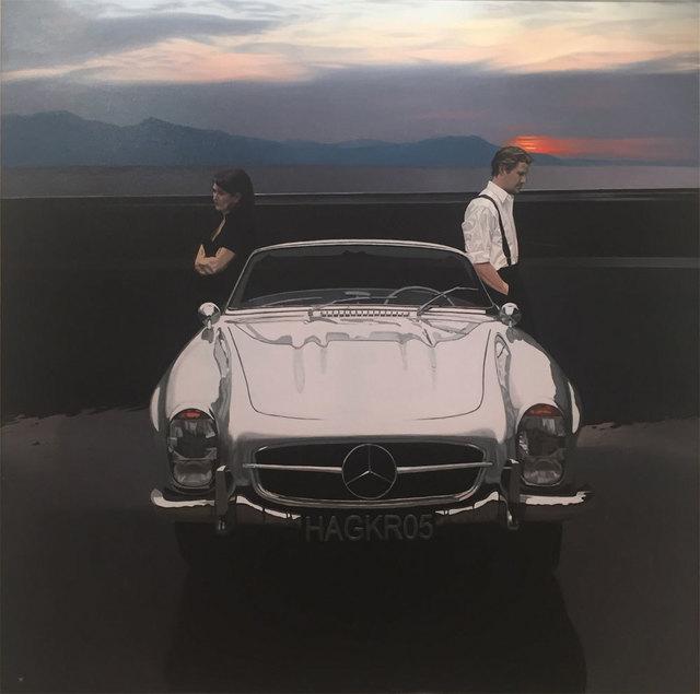 , 'Stranded II,' 2009, Pontone Gallery