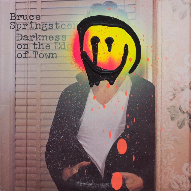 , 'Bruce Springsteen - Darkness,' 2018, ABXY