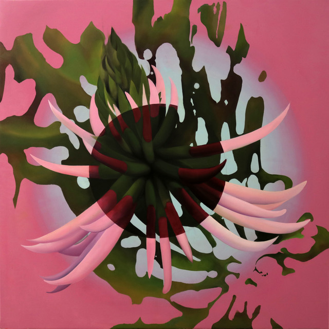 Manu Muñoz, 'Coral fire tree', 2018, Blanca Soto Arte