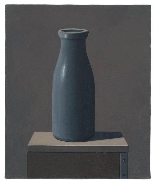 , 'Blue Metal Bottle,' 1979, Allan Stone Projects