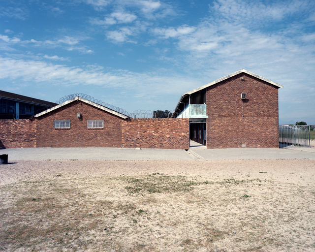 , 'Dr Van Der Ross outer sports Field. Delft, South Africa,' 2017, Red Hook Labs
