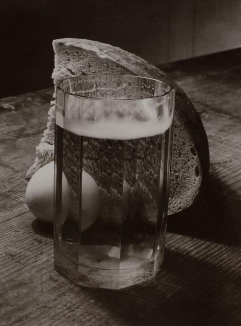 , 'Bread, Egg and Glass,' ca. 1950, Robert Koch Gallery