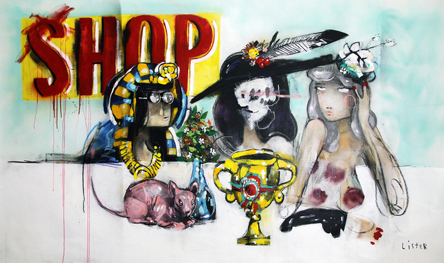 , 'Shopping Trio ,' 2017, Nanda\Hobbs