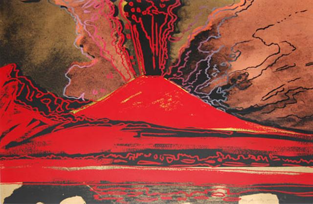 , 'Vesuvius,' 1985, Sims Reed Gallery