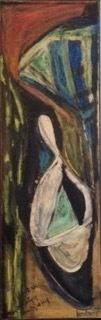 , 'Senza Titolo,' 1951, Raffaella De Chirico