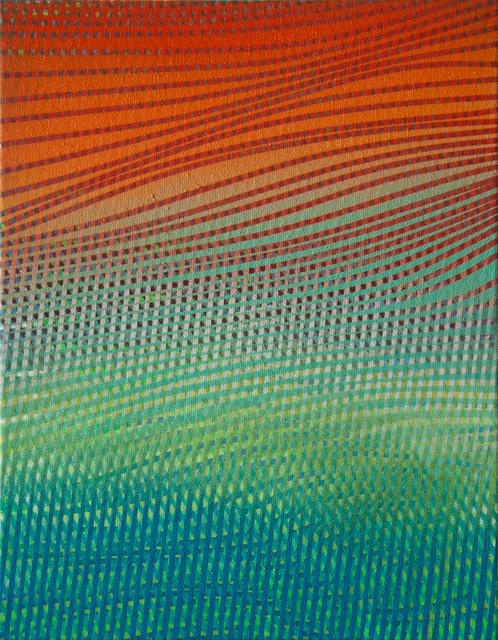 , 'ROW ,' 2015, Adah Rose Gallery