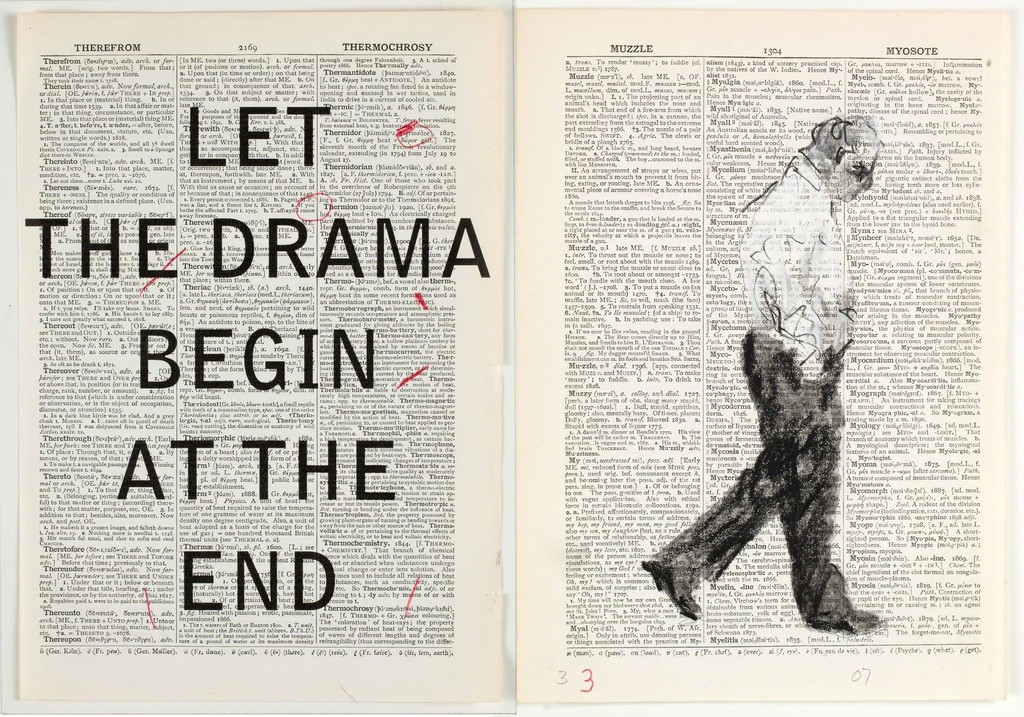 WILLIAM KENTRIDGE - Thick Time   