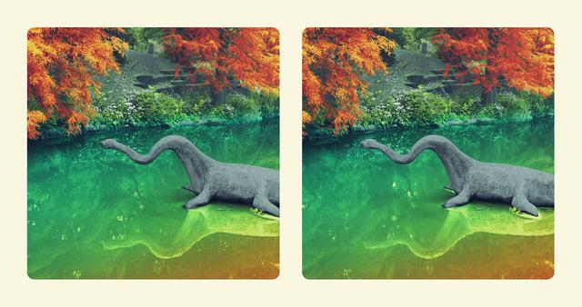 , 'Plesiosaurus,' 2016, KLOMPCHING GALLERY